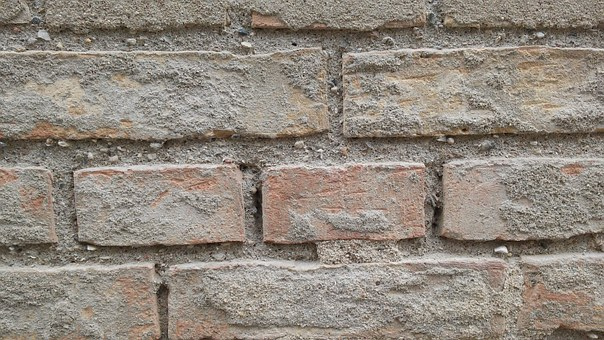 Bricks, Architecture, Bacground, Stone, Pebble