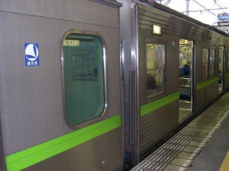 Train, Platform, Subway, Platforms, Travel