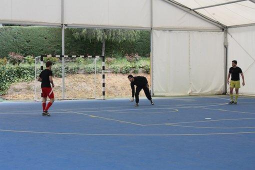 Football, Soccer, Futsal, Sport, Indoor