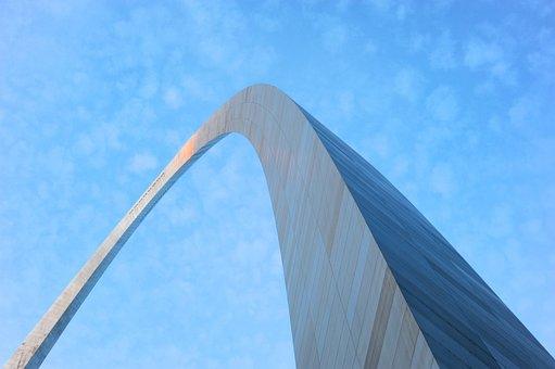 Monument, Gateway Arch, St Louis