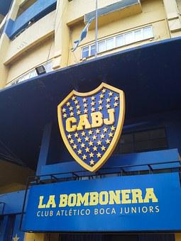Boca Juniors, It Bombonera, Stadium, Argentina
