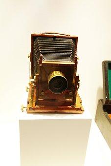Camera, Antique, Old Stuff