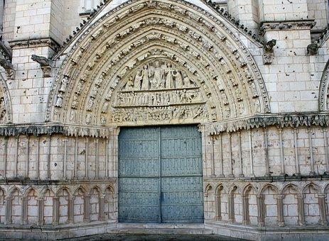 Cathedral Doors, Ornate Doors, Church Doors