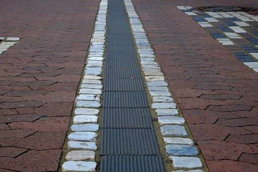 Paving Stones, Stones, Pattern, Structure, Road