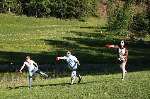 Play, Fun, Voltage, Sport, Team, Speedello