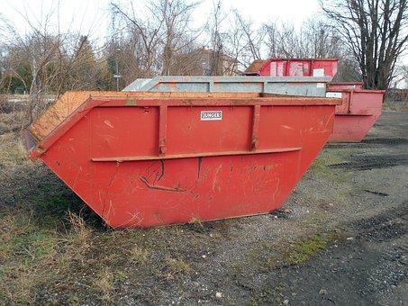 Container, Disposal, Waste Disposal, Garbage, Waste