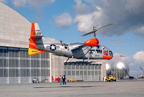 Bell Xv 3, Tilt Rotor Vtol Aircraft, Aircraft