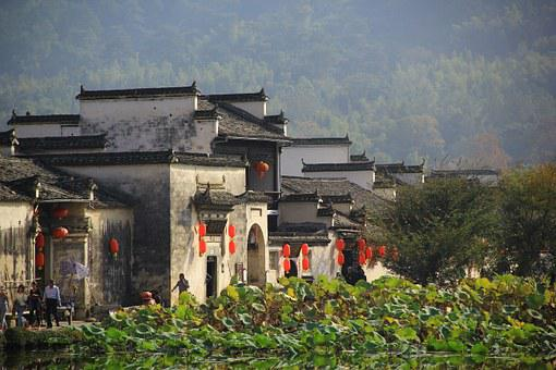 Huizhou, Early In The Morning, Ancient