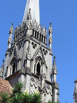 Cathedral, São Pedro De Alcântara, Petrópolis