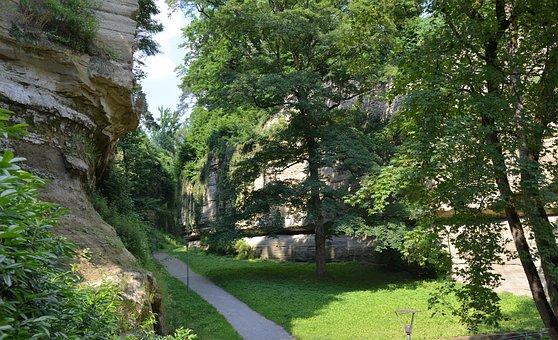 überlingen, Lake Constance, City Garden, City Dig