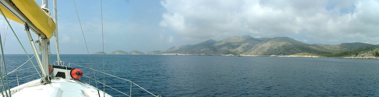 Lastovo, Croatia, Ship, Sea, Jadran, Sailing Boat