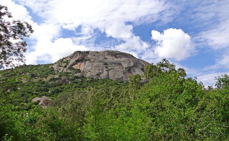 Nandi Hills, Karnataka, India