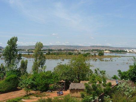 Niger, Mali, River, Africa