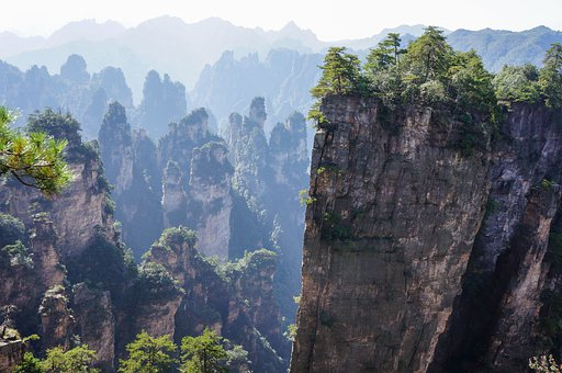 China, National Park, Zhangjiajie