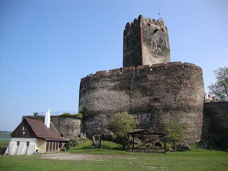 Bolkow, Poland, Castle, Gothic, Architecture, Old