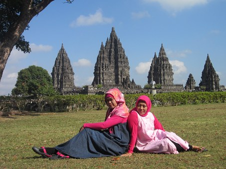 Prambanan Temple, Womens, Friends, Holidays, Day