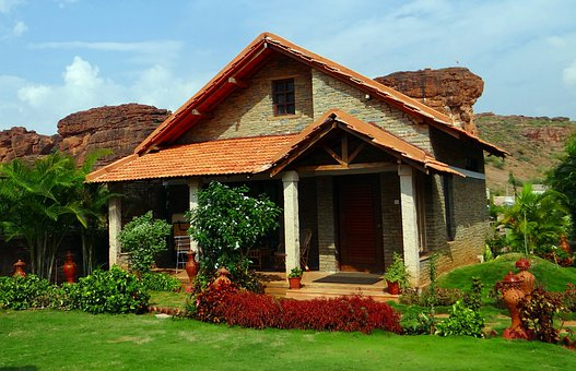Holiday Home, Vacation Home, Cottage, Badami, Rocks