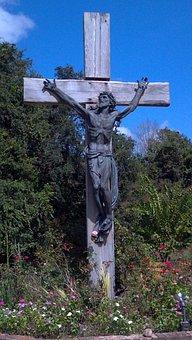 Christ, Crucifix, San Pedro Center, Christianity, Jesus