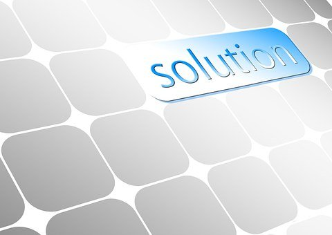 Solution, Keys, Keyboard, Button, Enter Key, Problem