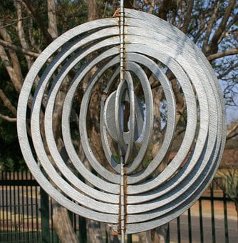Spiral, Rings, Spring, Circular, Concentric, Twisted