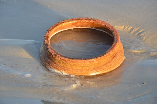 Jar Jar, Sea, Water, Coast, Blue, Beach, Sand