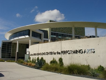 Theater, Austin, Texas, Center For The Performing Arts