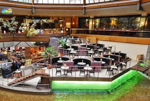 Restaurant, Tiffany's, Berlin, Europa Center