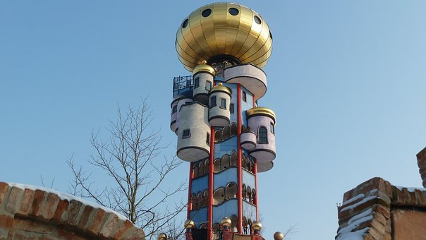 Kuchelbauer, Abensberg, Tower, Brewery, Beer