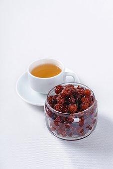 Berries, Tea, Foodie, Life, Beauty, Scene