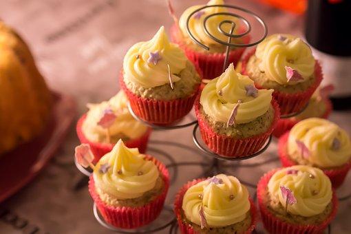Cupcake, Food, Sweet, Foodies, Dessert