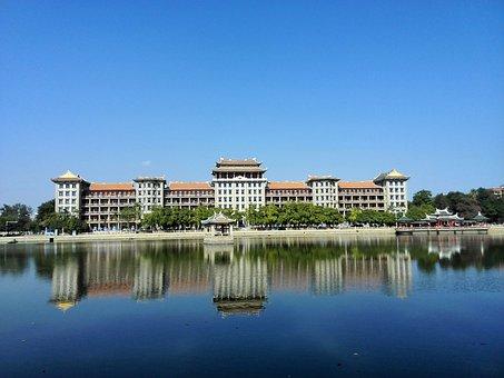 Reflection In The Water, Fujian Xiamen, Housing Design