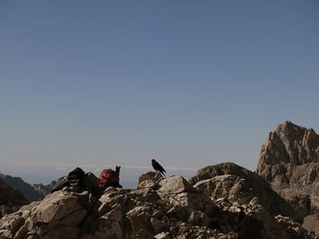 Mountain, Picos De Europa, Red Horcados