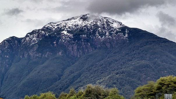 Mountains, Puerto Cisnes, Aysén Region, Chile