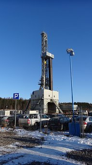Drilling Rig, Shale Gas, Natural Gas