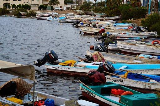 Jeddah, Boats, Old