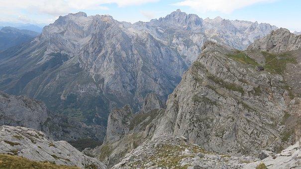 Mountain, Picos De Europa, Jermoso Hill