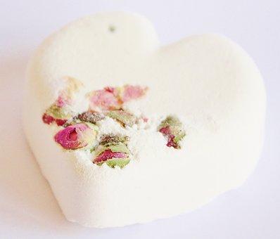 Soap, Handmade, Rose Flower, Rose Petals, Fragrance