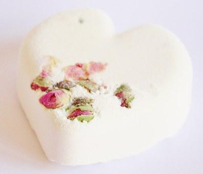 Soap, Handmade, Rose Flower, Rose Petals, Fragrance