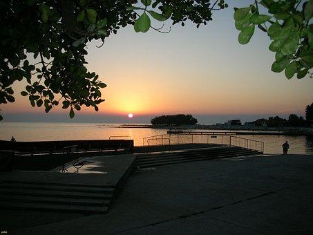 Sunset, Umag, Katoro