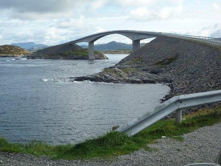 The Atlantic Road, Tender, Norway