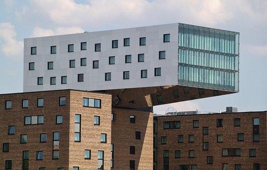 Architecture, Building, Skyscraper, Facade, Window