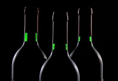 Bottles, Beverage, Wine, Drink, Alcohol