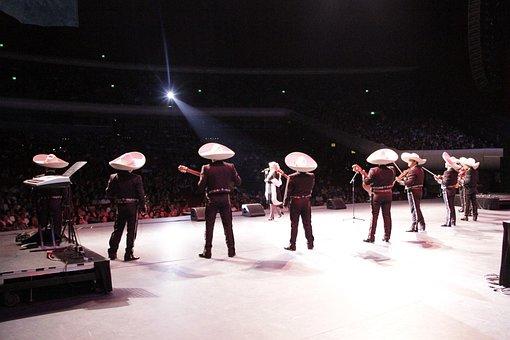 Mexico City, Auditorium, Concert, Music, Festival