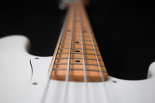 Bass, Guitar, Instrument, E Bass, Bass Guitar, Strings