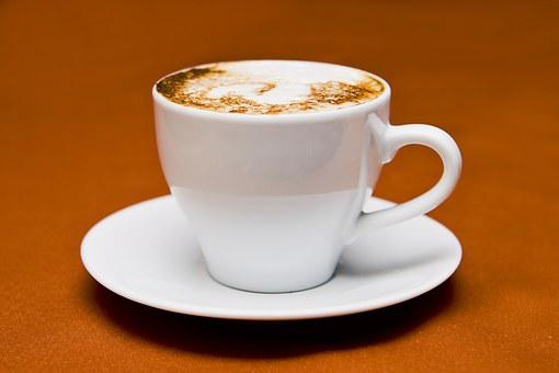 Cappuccino, Cup, Drink Coffee, Drink, Cup Of Coffee