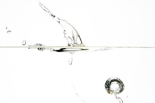 Water, Drip, Dance, Drop Of Water