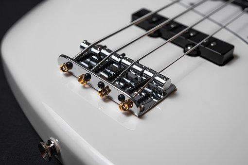 Bass, Guitar, Instrument, E Bass, Musical Instrument