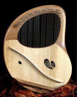 Carpentry, Wood, Art, Handwork, Music, Instrument