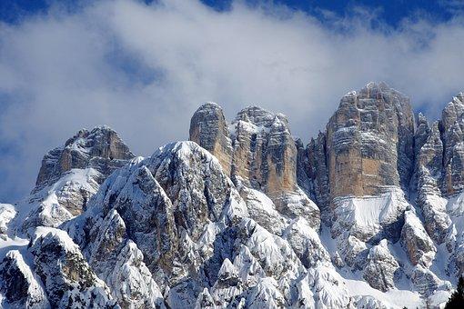 Monte Civetta, Alleghe, Dolomites, Veneto, Belluno