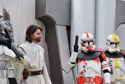 Star Wars, Clones, Masks, Morals, Jedi